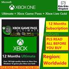 Внешний вид - XBOX GAME PASS Ultimate 12 Months Membership LIVE GOLD+GAMEPASS 1 Year
