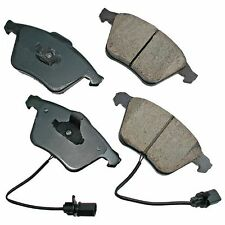 Front Brake Pads For AUDI SAAB Semi-Metallic A4 A6 Quattro S3 S4 9-3 9-3X FRONT