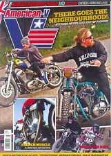 AMERICAN V-U.K.Harley Mag-No.78 March/April 2016 (NEW COPY)