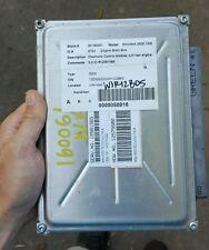 2003 gmc savana 2500 ecu brain box computer