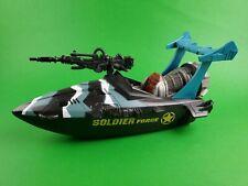 Soldier Force Storm Heroes Speedboat GI Joe Boat 2008 By Chap Mei Toys R Us H