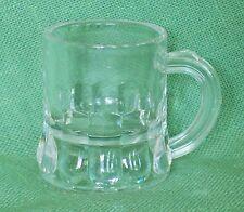 50% OFF SALE -Lof of 100 Beer Mug Favor Glasses-Birthday, Wedding, Anniversary