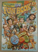 Vintage, Capital Radio 194 fun book 1976. Kenny Everett etc. 64 pages.