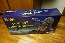 Pop Up Grave Zombie Spirit Halloween animated PROP animatronic SOLD OUT