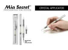 Mia Secret Dotting Tool & CRYSTAL APPLICATOR W Crystals  - SILVER