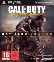 PS3 Spiel Call of Duty Advanced Warfare Day Zero Edition NEUWARE