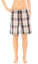 Pyjama-set Cyell T-Shirt grün L Schiesser Short blau kariert XXL 44 42 Baumwolle