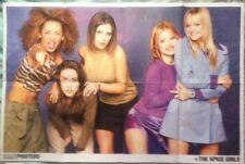SPICE GIRLS Original Vintage Magazine Poster (SP)