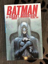 Batman by Grant Morrison Omnibus Volume 2 - 9781401288839