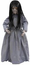 Halloween LIL SWEET VENGEANCE Talking Light Up 32 Inch Doll Prop Haunted House