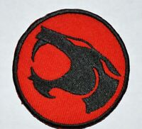 Thundercats Retro Badge Embroidered Iron on Sew on Patch