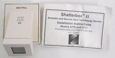 Sentrol 5775-N Shatterbox II Acoustic and Seismic Dual Tehcnology Sensor