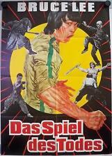 Bruce Lee - Das Spiel des Todes Filmposter A1 Bruce Le, Lam Kum Fun, Cheung Lik
