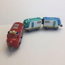 Chuggington Tomy Toy Train Lot Toot and Hoot 2015 Wilson 2013 Railroad Loose