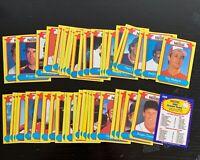 1988 Nestle Dream Team Complete 44 Card Set - Nolan Ryan, Mattingly, McGwire+
