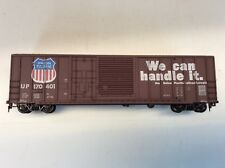 """Roundhouse 1937 """"Up"""" 50' combination door box car Rd. #170401 (B-11)"""