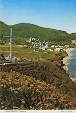 Perce QC Quebec c1985 Postcard D20
