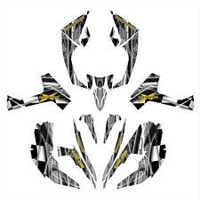 Can am RENEGADE 800 800R 800X graphics custom deco kit #2001 Metal