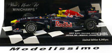 1:43 Minichamps Red Bull Racing Renault RB7 GP Japan, World Champion