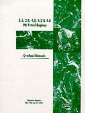 Land Rover 3.5, 3.9, 4.0, 4.2, 4.6 V8 Petrol Engines: Overhaul Manuals by...
