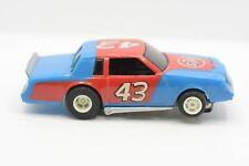 TYCO #43 Richard Petty Olds Stocker HO Slot Car