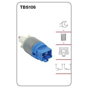 Tridon Brake Light switch TBS106 fits Mitsubishi Pajero 3.2 DI-D (NM,NP), 3.2...