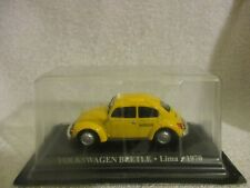 Altaya Taxis of the World VW Beetle 1970 Lima