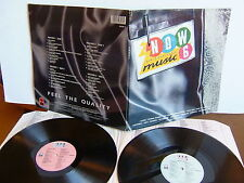 Now That's What I Call Music 6  NOW 6  UK 2LP  1985  Queen Madness Simple Minds