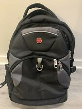 Swiss Gear Army Airflow Black Travel Laptop Backpack
