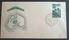 1959 Australia Stamp Fdc -100 Years Commonwealth Of Australia -H/S Sydney 5/6/59
