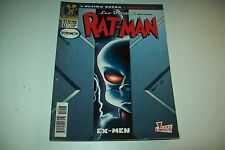LEO ORTOLANI-RAT-MAN COLLECTION N.27-EX-MEN PANINI COMICS NOVEMBRE 2001 OTTIMO!!
