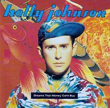 HOLLY JOHNSON : DREAMS THAT MONEY CAN'T BUY / CD - NEUWERTIG