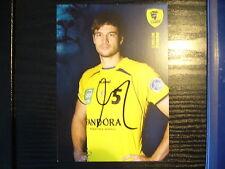 Rhein-Neckar Löwen  Autogrammkarte   Carlos Prieto  /Handball