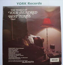 WORLD OF YOUR HUNDRED BEST TUNES VOL 4 - Excellent Con LP Record Decca SPA 264
