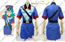 Pokemon X&Y Officer Jenny Cosplay Costume Uniform