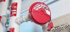 New listing Master Lock 482 Red 071649216756Osha Safety Loto