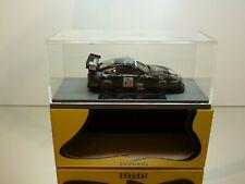 BBR GASOLINE MODELS FERRARI 550 SPA 2005 #67- MENX - BLACK  1:43 - MINT IN BOX
