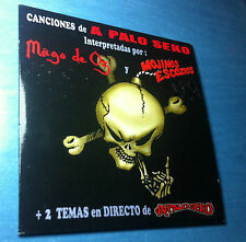 MAGO DE OZ . A PALO SEKO. PROMO CD SINGLE. INTEPRETADAS POR MAGO DE OZ PROMO CD