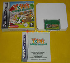YOSHI'S UNIVERSAL GRAVITATION Game Boy Advance Gba Versione Europea ••• COMPLETO