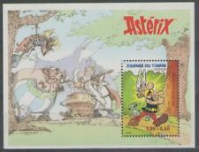 "FRANCE:  BF.n°22 **, ""journée du timbre, Astérix"""