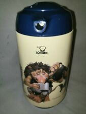 Rare Zojirushi Trolls Paul Bergner Thermos Carafe Coffee/Tea Japan Norway Collab