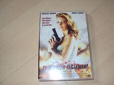 DVD LE DERNIER TESTAMENT the last will