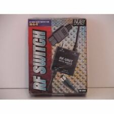 RF Switch Rf-Unit Auto Switch For Nintendo 64 For N64 Very Good 5E