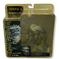 NECA Iron Maiden Live After Death Eddie Statue Figure Series 2