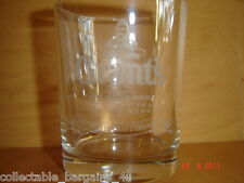 WILLIAM GRANTS WHISKY GLASS 100 YEARS 1887-1987