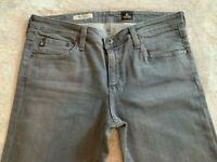 adriano goldschmied women's grey jeans stevie slim straight