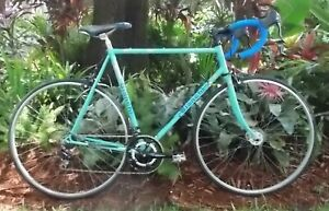 1981 Bianchi Nuova Racing 12 Vel Vintage Italian Road Bike