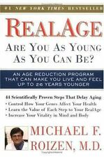 RealAge: Are You as Young as You Can Be?, Roizen, Michael F., 0060930756, Book,
