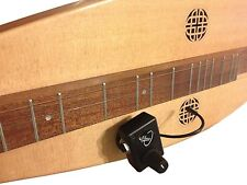 FLEXIBLE MICRO-GOOSE NECK MAHOGANY DULCIMER MICROPHONE by Myers Pickups