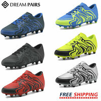 DREAM PAIRS Boys Girls Youth Soccer Shoes Football Shoes School Soccer Cleats